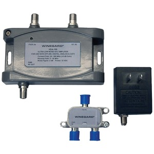 DISTRIBUTION AMPLIFIER - HDA-100 - WINEGARD