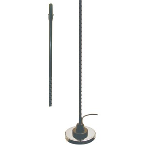 FIBERGLASS 5&quot; MAGNET-MOUNT CB ANTENNA KIT - 3-M-B-HC - TRAM