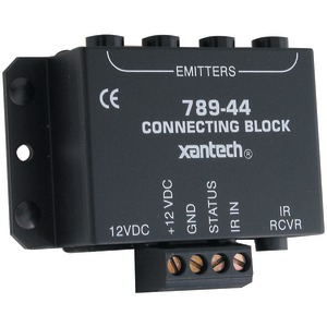 1-ZONE CONNECTING BLOCK - 789-44 - XANTECH