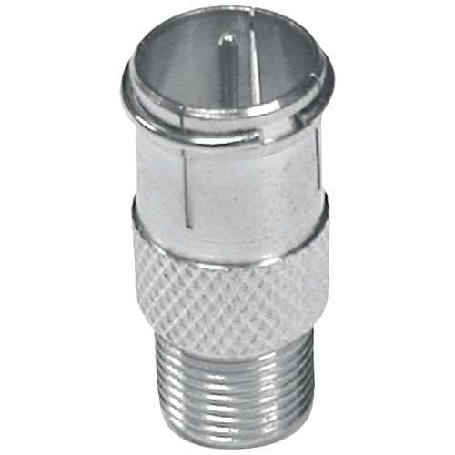 Eagle Aspen Fq-5-zb Push-on F Connectors, 100 Pk at Sears.com
