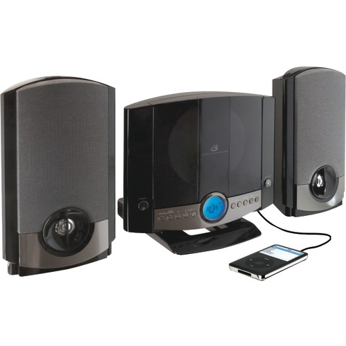 Gpx Hm3817dtblk Cd Home Music System at Sears.com