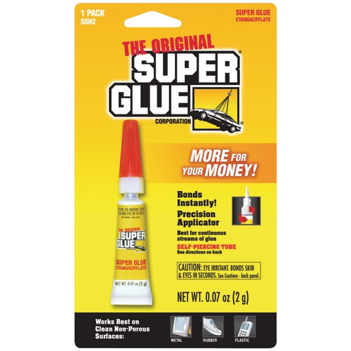 Super Glue Sgh2-48 Super Glue Tubes (single Pack) at Sears.com